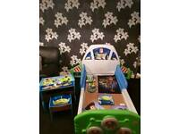 Buzz Lightyear Toddler Bed