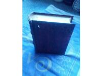 Antique Mock Book Flask