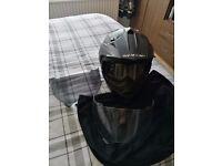 Spada dual sport helmet