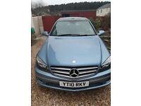 Mercedes Benz CLC CDI 220 SPORT
