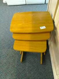 Nest of tables #32292 £25