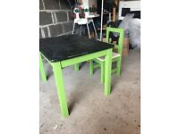 Kids' Table & Chair