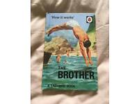 Ladybird 'The Brother' book