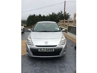 RENAULT CLIO EXPRESSION- 2009, 5door, V low mileage