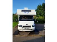 7 berth ford transit motorhome for sale