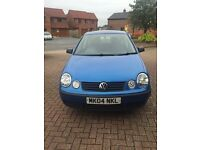 Volkswagen Polo 1.2 Twist - Low mileage, MOT till May 17 (no advisories) recently serviced