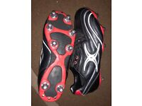 Gilbert Rugby Boots Size 7 for sale - New/ unused