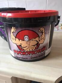 5kg mass gain protein powder