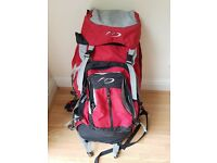 Large Rucksack with sleeping bag