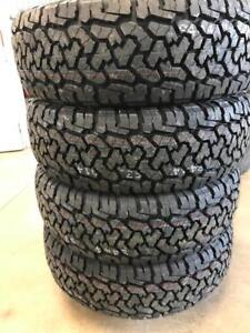 New LT265/70R17 or LT285/70R17 10 Ply. Blow out sale!