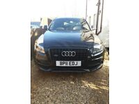 Reluctant sale of our beloved Audi q5 s line special edition