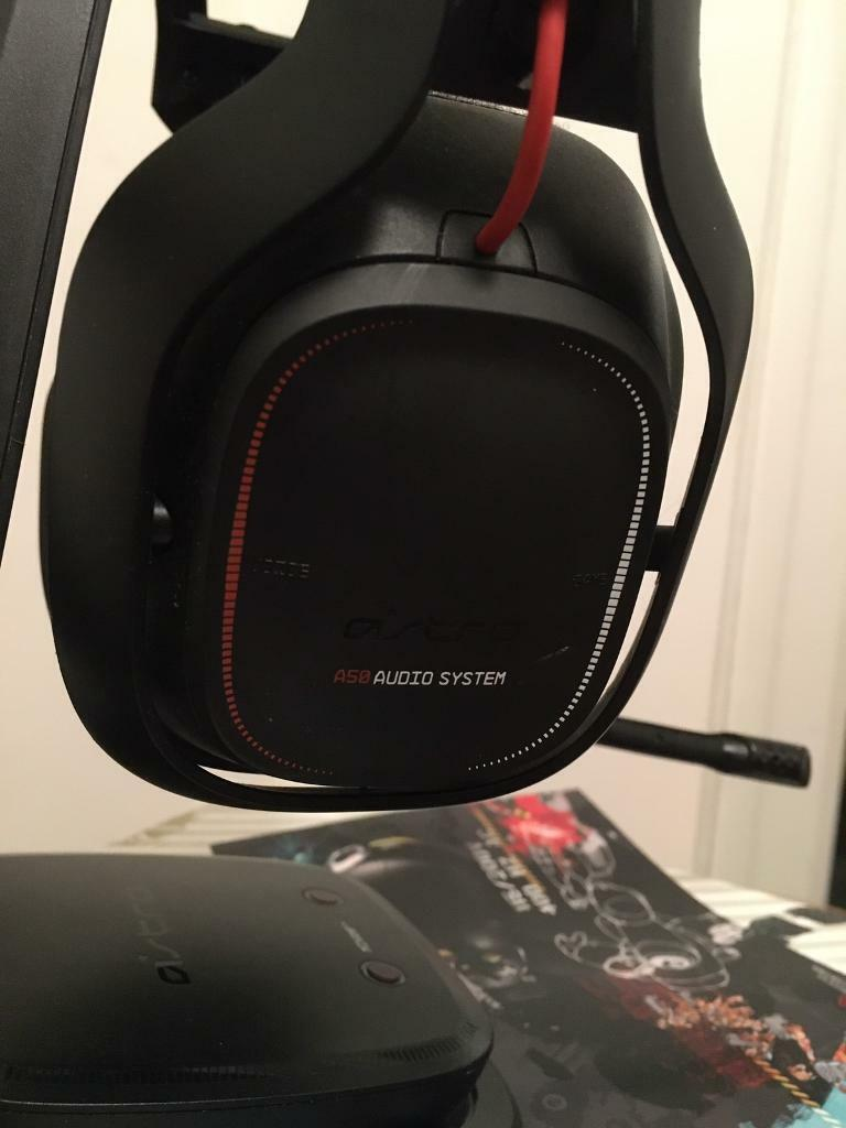 Astro a50 headset in DL14 Auckland for