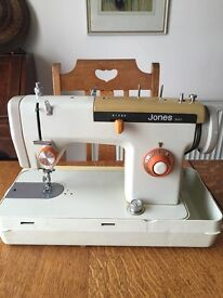 Jones 641 Electric Sewing Machine