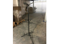 Guitar Rack/Display Tree - mounts six (acoustic/electric/bass)