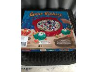 Gone fishing board game