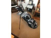 St Andrews tour steel v1 golf clubs near full set