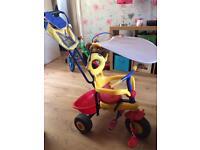 Children's first trike