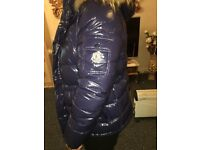 Moncler jacket womens size M in immaculate condition