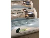 LittleLamb disposable nappy liners RRP£13