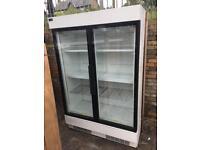 Verco LTD duble Door Glass drink fridge heavy duty