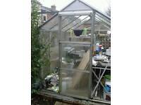 6x8 Greenhouse