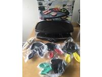 Raclette grill oven