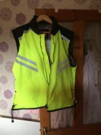 Motorbike airbag jacket, new