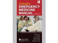 Tintinalli Emergency Medicine Manual, 7th edition, 2012