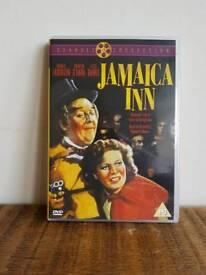Jamaica inn dvd like new