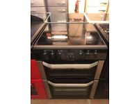 60CM BLACK STAINLESS STEEL BELLING ELECTRIC COOKER