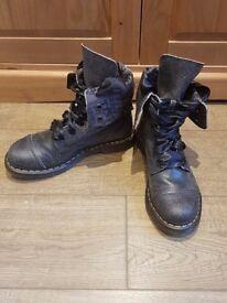 Dr. Marten Boots- Size 8