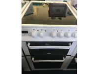 Zanussi Electric Cooker 3 months Guaranteed 50cm Wide