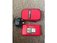 Limited Edition Retro Red Nintendo DS