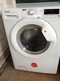 Hoover 8kilo plus silent drum washer good condition wanting 50 call on 07710485338
