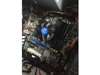 I3 PC // 5gb DDR3 ram // 160gb HDD // 450w PSU