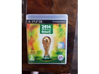 PS3 game - Fifa world cup 2014