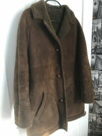 Original ladies sheepskin jacket
