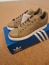 Adidas stan smith. Brand new with box. Size 7. RRP £70.