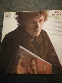 Bob Dylan Greatest Hits vinyl lp