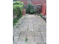 Paving stones - FREE to a good home