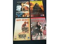 25 DVDs - £10 for All