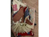 Baby girl multiple items