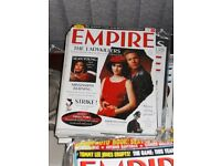 Complete Empire Magazine collection inc all extras