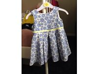 9-12 month jasper Conran dress