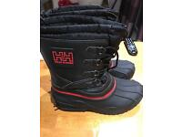 Helly Hansen snow boots