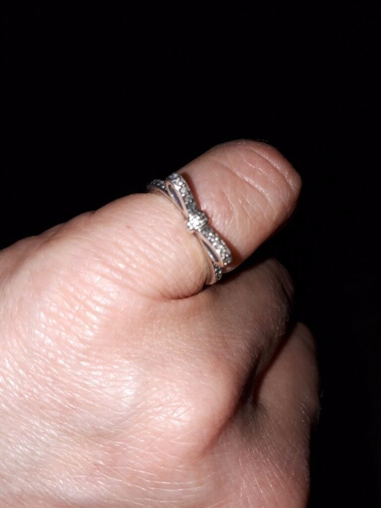 Pandora ring. Unwanted gift.
