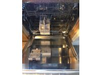 Free smeg integrated dishwasher. For repair, spares?