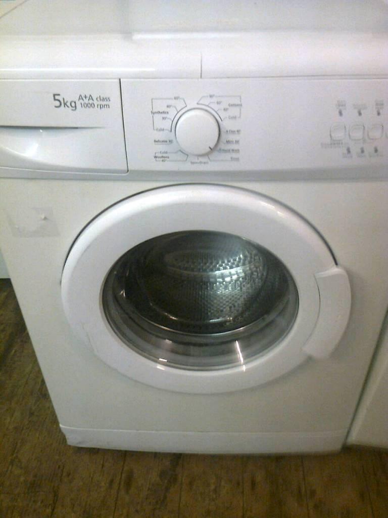 Washing machine, white beko