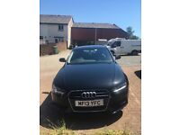 Audi A4 In stunning black!