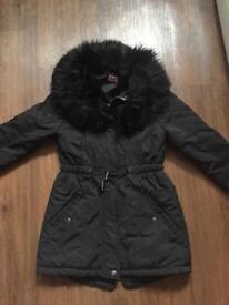 Girls coat jacket 9,10 Years